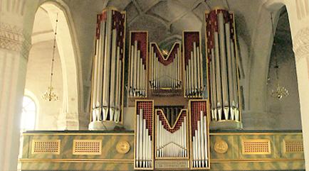 Stora Tuna kyrkogrd - Svenska kyrkan i Borlnge