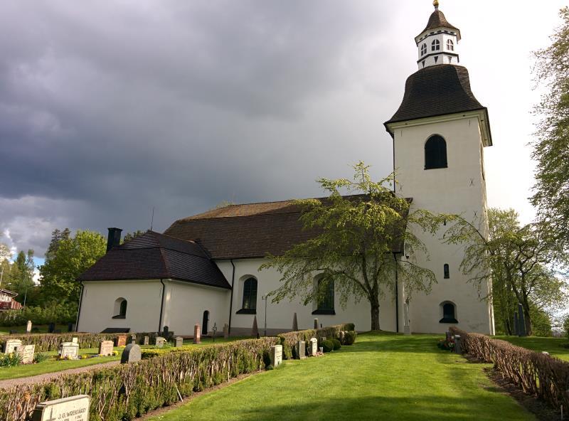 Grebo kyrka - tvids frsamling - Svenska kyrkan