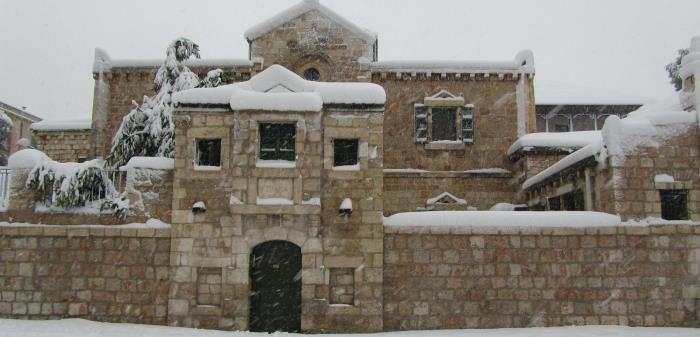 The Beit Tavor and the Swedish Theological Institute is open for groups and visitors, Monday to Friday, 9 am to 1 pm.