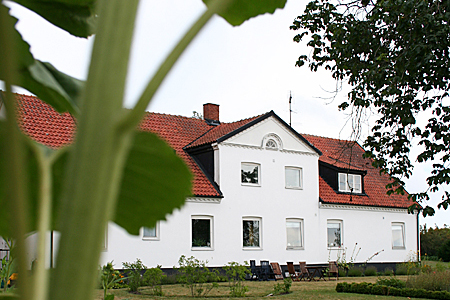 Killans bönegård på Österlen.