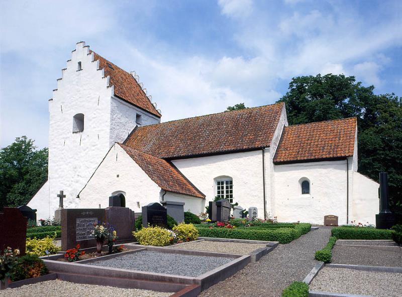 Vra kyrkor - Ljunits frsamling - Svenska kyrkan