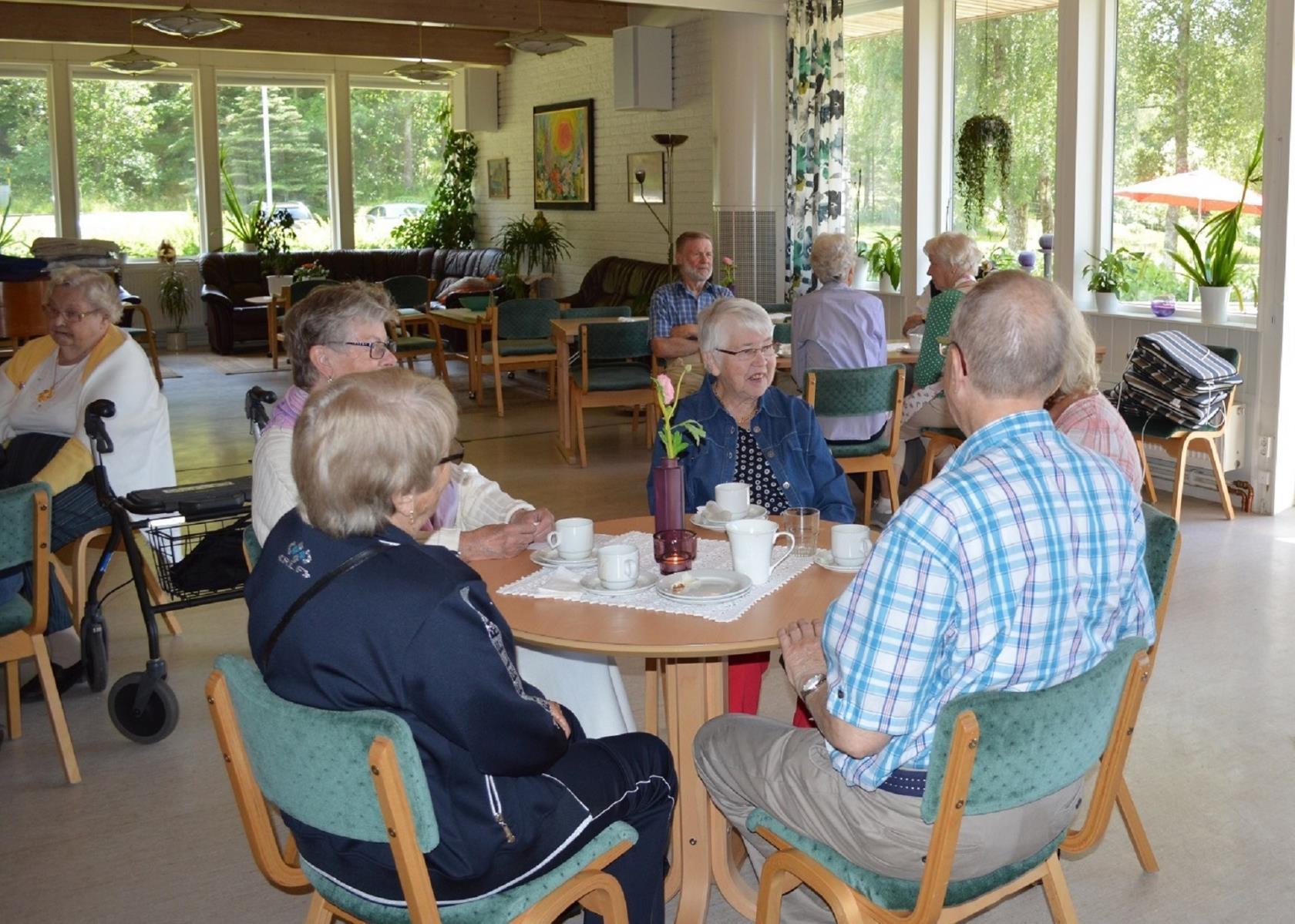 Karlstad Mötesplatser För äldre