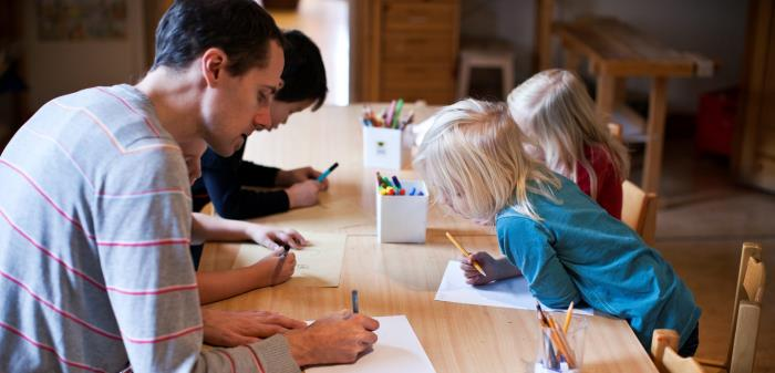 The International Playgroup is the only English-speaking playgroup in Stockholm, open to children with an English-speaking parent from the age of 0-3 years.