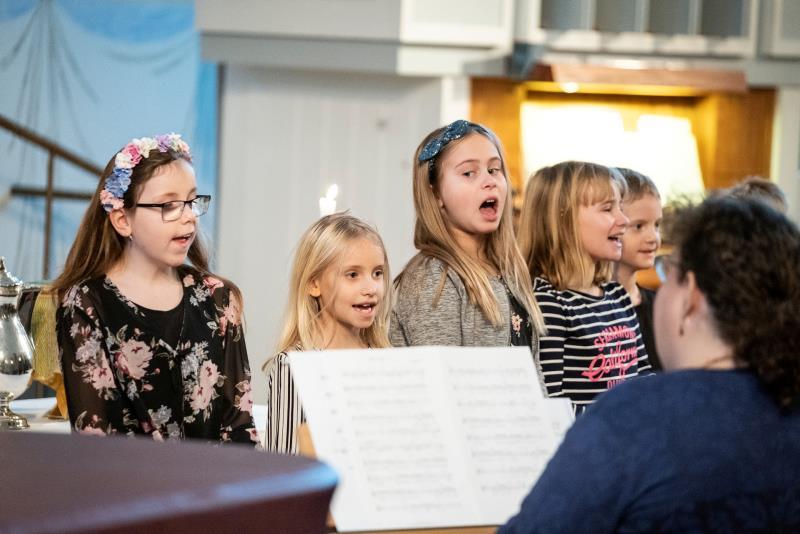 Sjung i kr - lvkarleby-Skutskrs frsamling - Svenska kyrkan