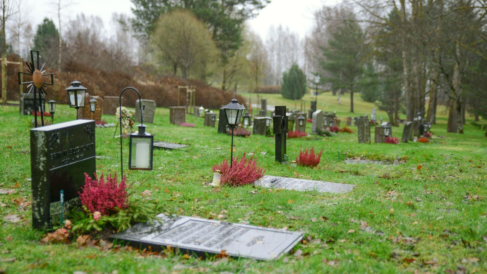 vad kostar en gravplats