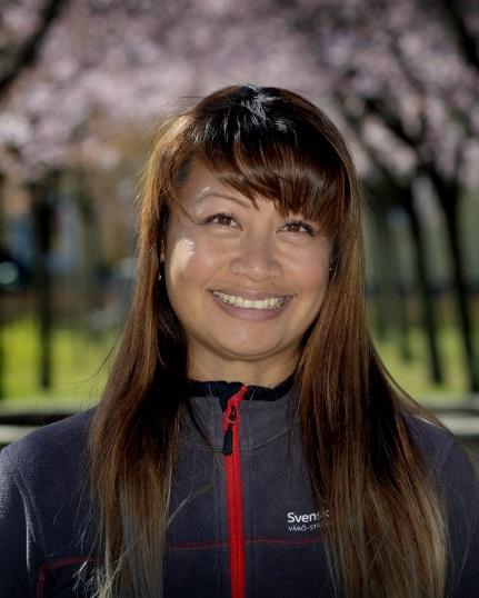 Joanna Zachariasson, 33 r i Vrbacka p Nasaret - Mrkoll