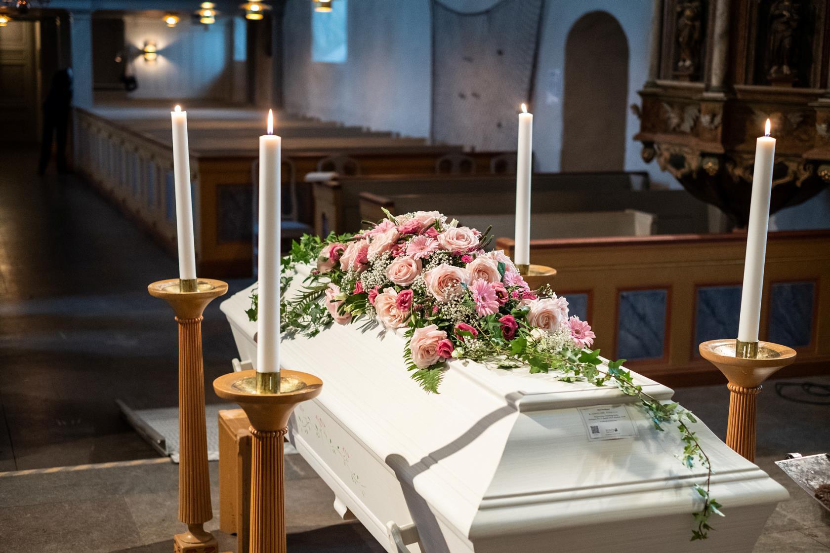 orgelmusik vid begravning