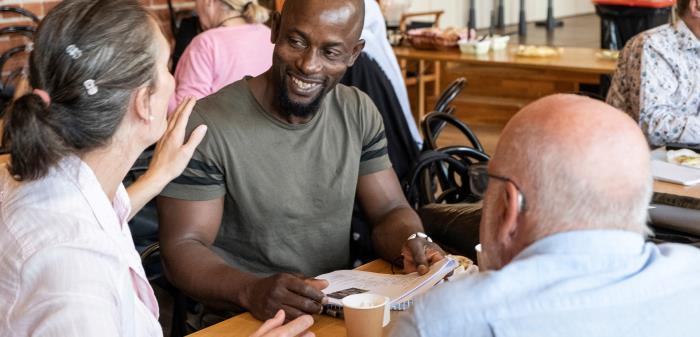 mötesplatser för äldre i funbo hönö single