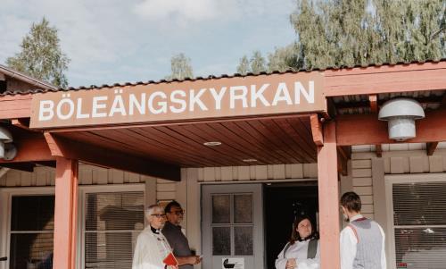 Tegs kyrka - Svenska kyrkan i Umeå