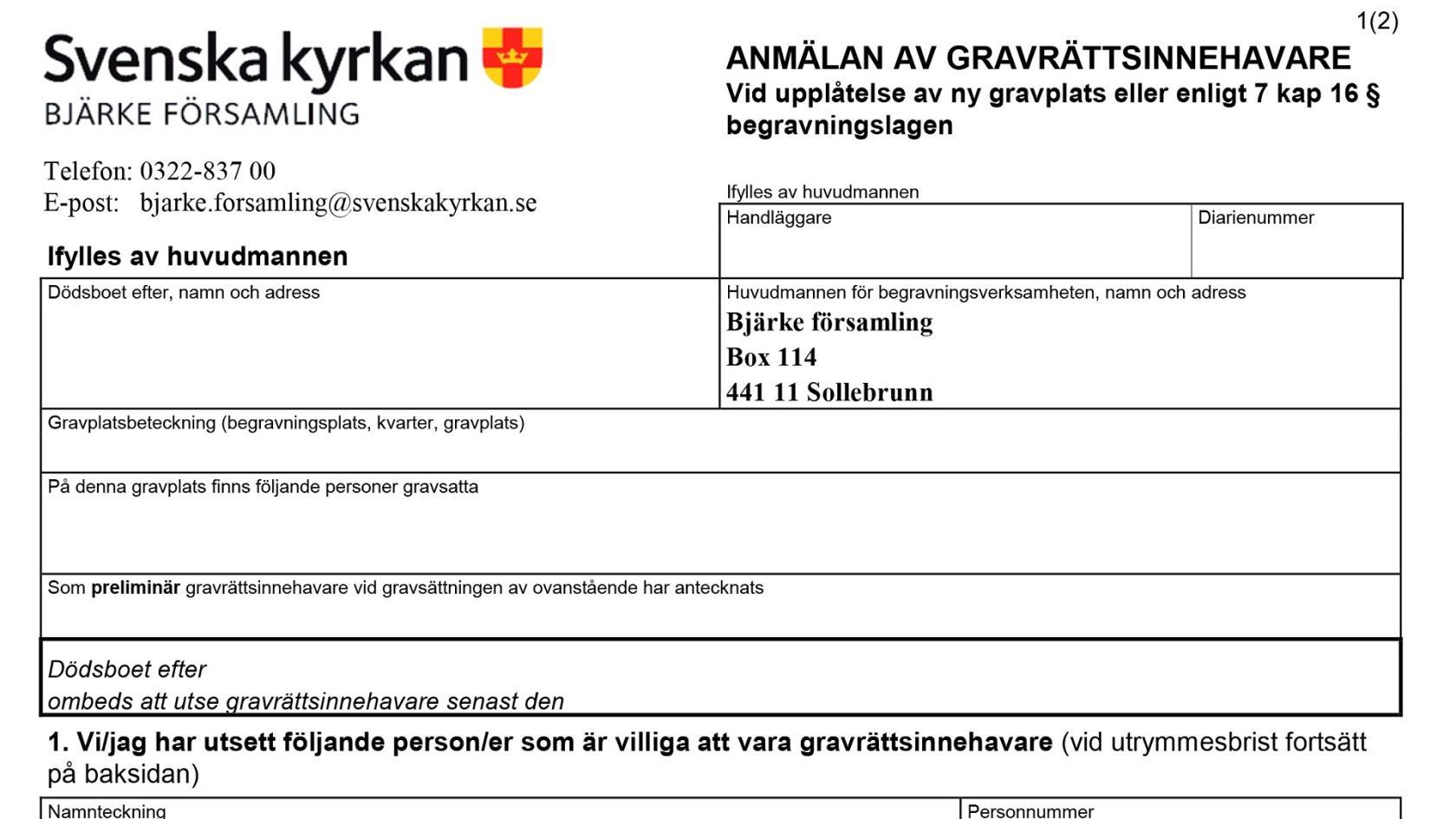 Berit Anna-Lena Gustafsson