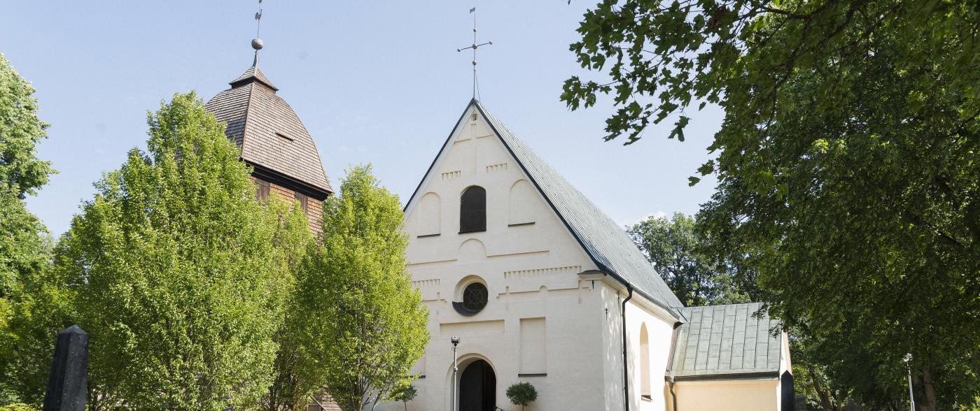 Om Skerike kyrka - Svenska kyrkan Vsters