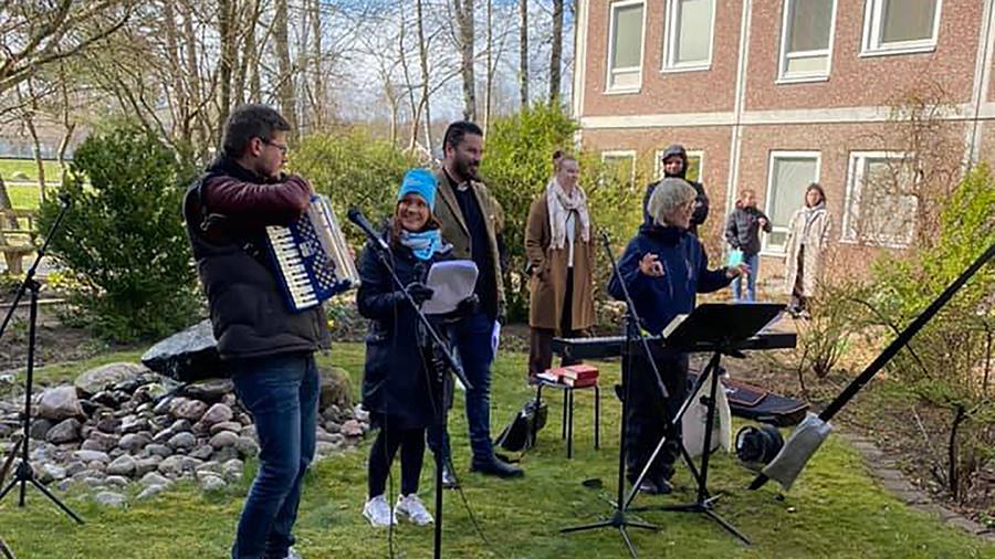 Träffpunkter för äldre - Göteborgs Stad