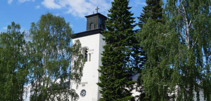 Learn more about the church of Överluleå, the oldest of the churches in Boden.