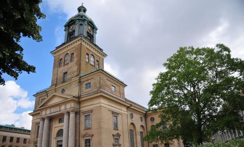 kyrkor i göteborg