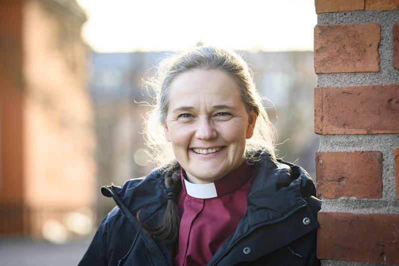Biskop Karin Johannesson Uppsala Stift