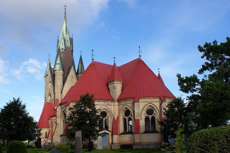 Bildresultat för håslövs kyrka