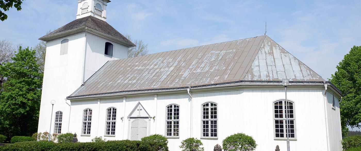 Revesj kyrka - Svenska kyrkan i Kind