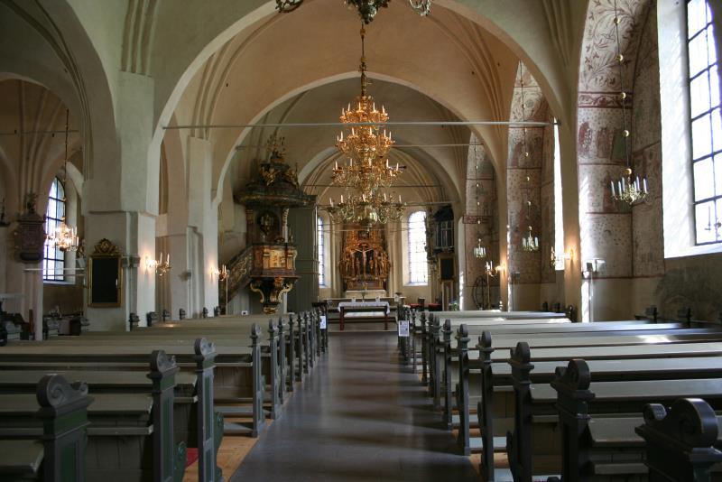 Heliga Trefaldighets kyrka - Arbogabygdens frsamling