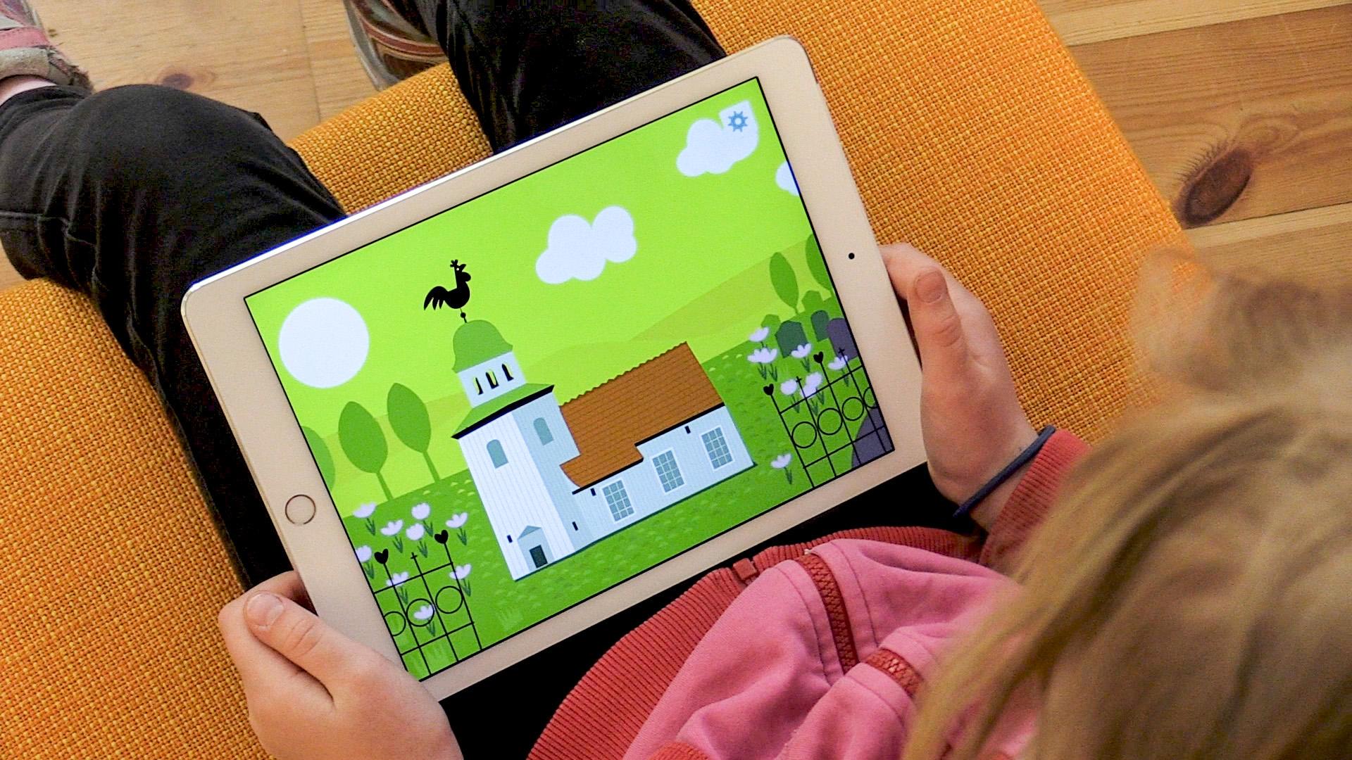 Svenska kyrkan hjalper barnen