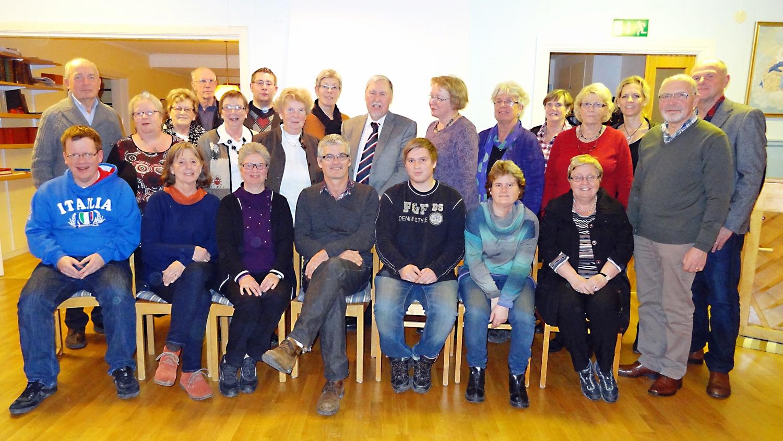 Kyrkofullmäktige är det högsta beslutande organet i Söderköping S:t Anna församling. Ledamöterna väljs av medlemmarna vart fjärde år.