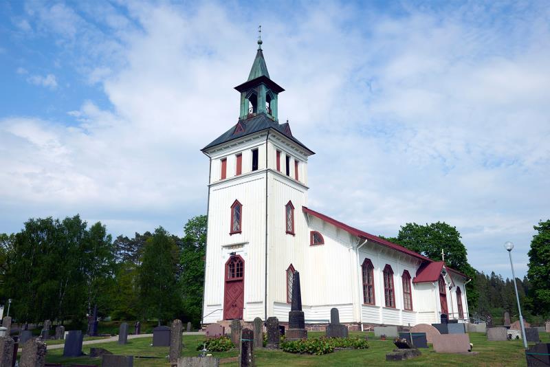 Kalvs kyrka - Svenska kyrkan i Kind