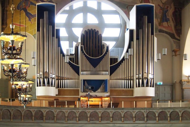 Flj med oss till Solna kyrka - S:t Matteus frsamling