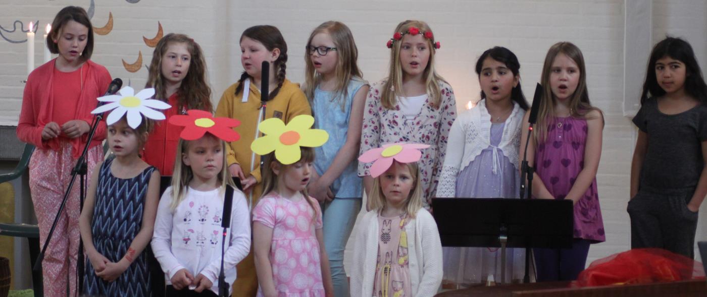 Ungdomskrer - Halmstads frsamling - Svenska kyrkan
