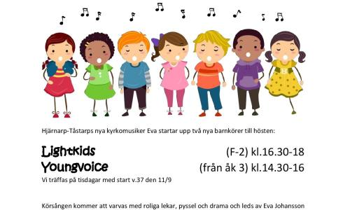 Lightkids och Youngvoice