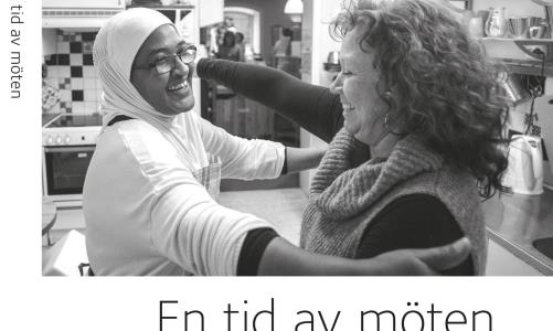 Work with Asylum Seekers and Newly Settled Persons in the Church of Sweden's Parishes 2015-2016.