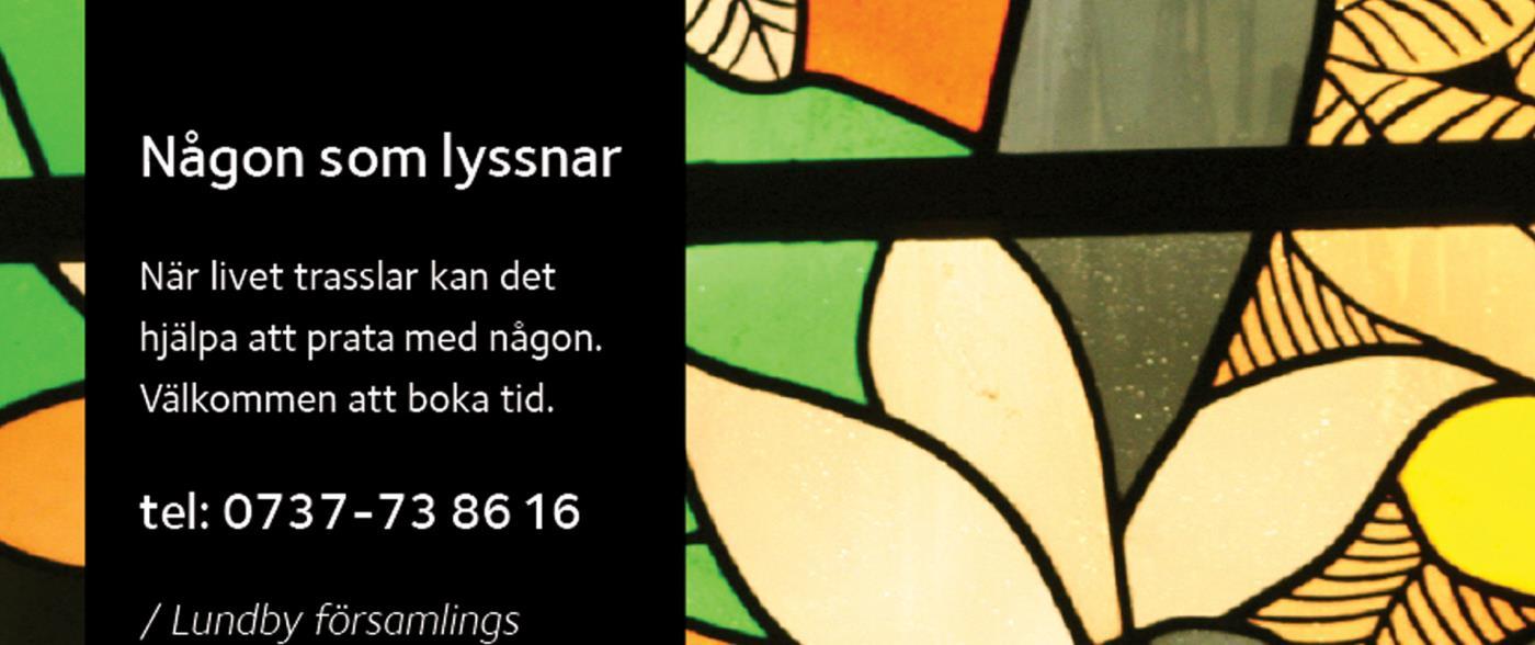 Tolereds distrikt - Lundby frsamling - Svenska kyrkan