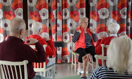 mötesplatser för äldre i vallda
