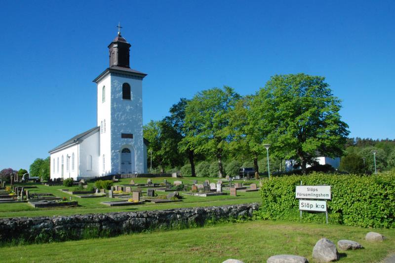 Släps kyrka - Särö pastorat