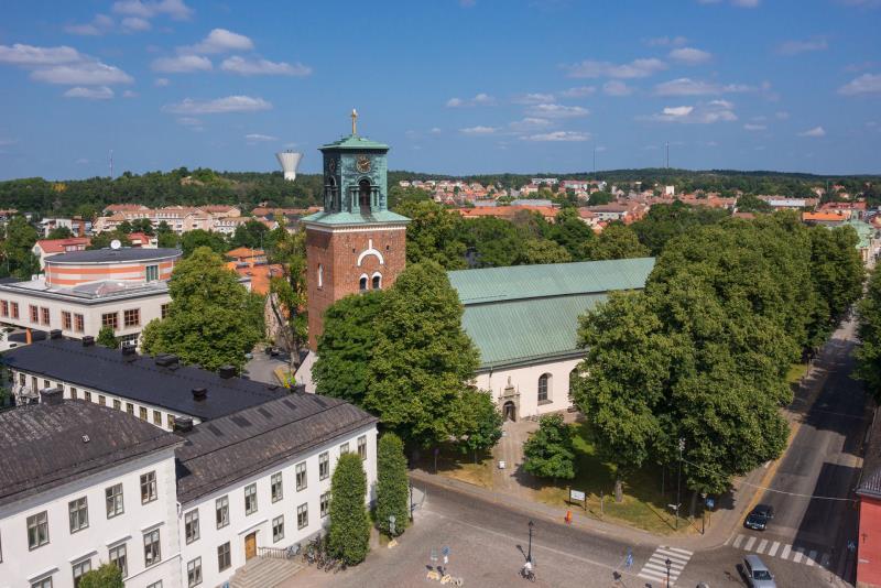 Oppebykyrkan - Nykpings frsamling - Svenska kyrkan