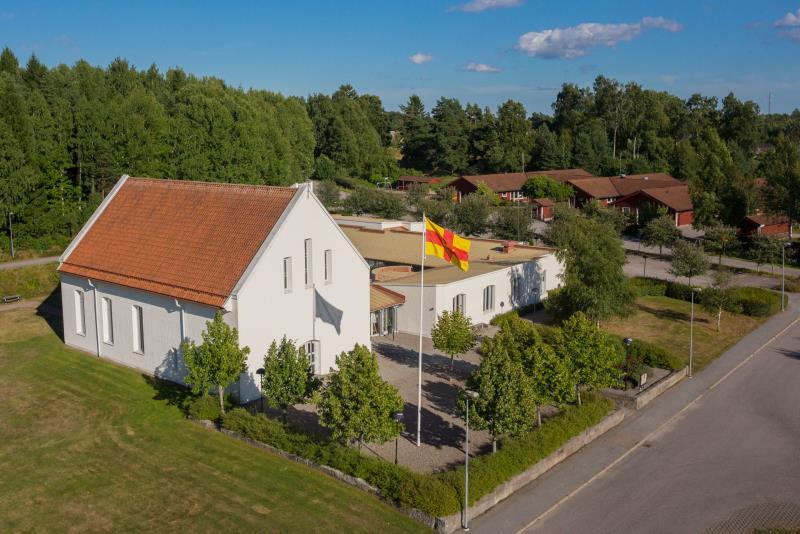Nya kyrkogrden - Nykpings frsamling - Svenska kyrkan