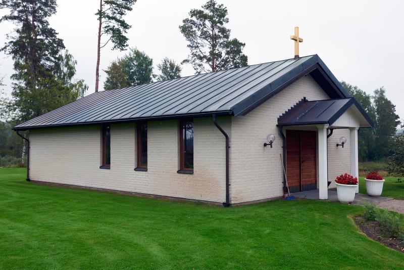 Hillareds kyrka - Svenska kyrkan i Kind