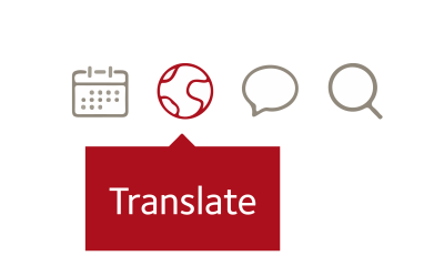 Now it is possible to visit our website in your own language, using the Google Website Translator. Just click the globe in the top right corner.   Google translate does not support the minority languages in Sweden. Click here to get to the minority languages.