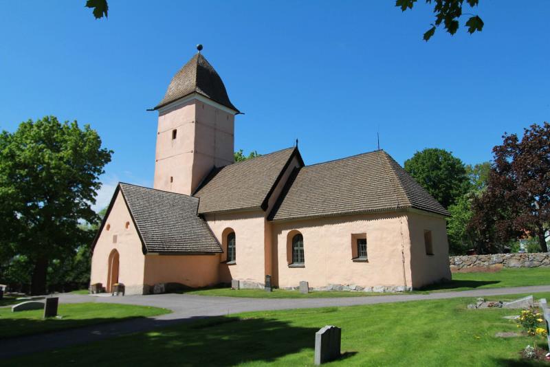 Yttergrans kyrka & Församlingshem - Håbo pastorat