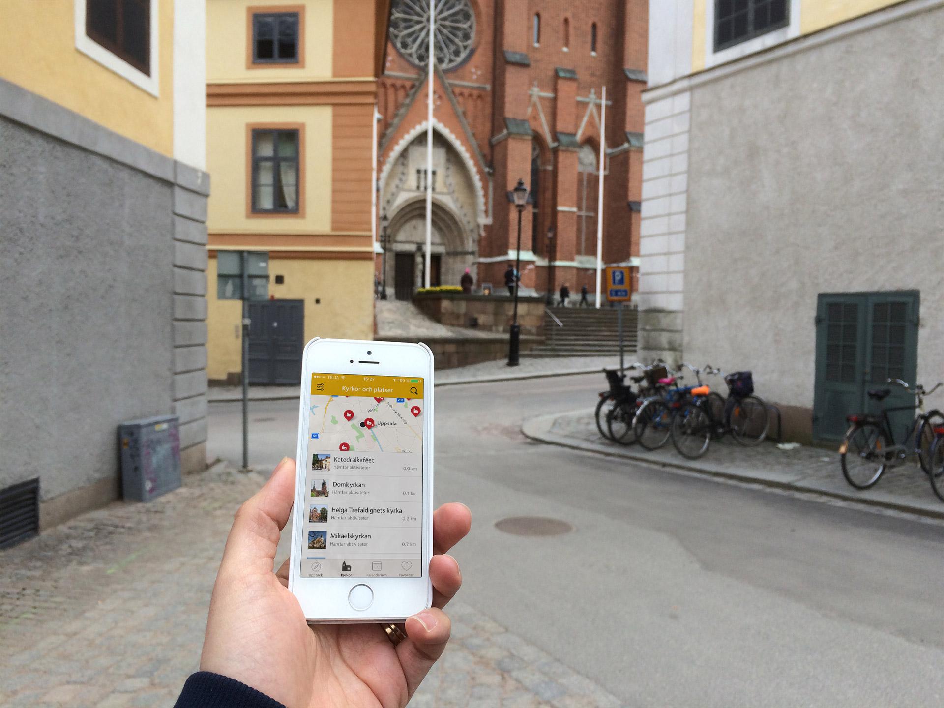 stockholms stift lediga tjänster