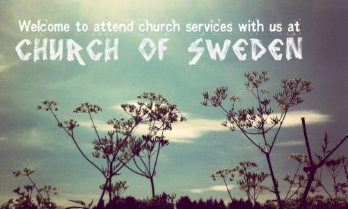 Information about services in Pajala Kyrka