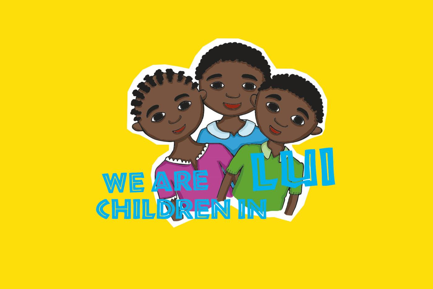 The introduction chapter will give you a short presentation of the 12 chapters of We are children in Lui.