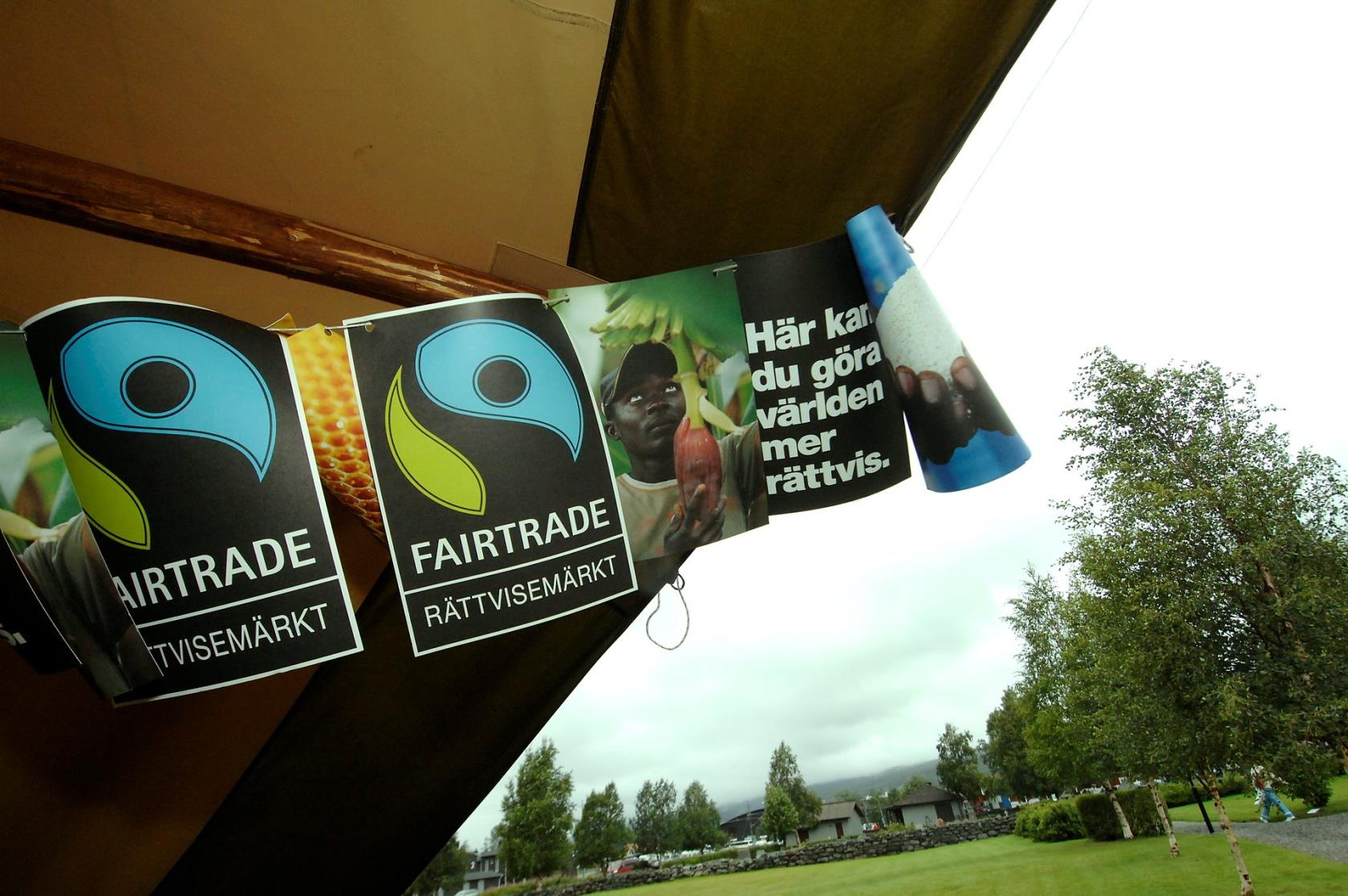 Fairtradevimplar