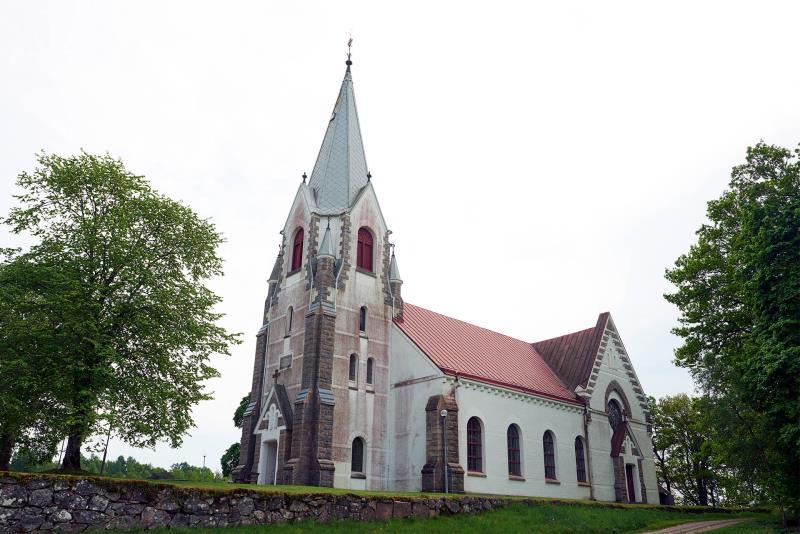 Mrdaklevs kyrka - Svenska kyrkan i Kind