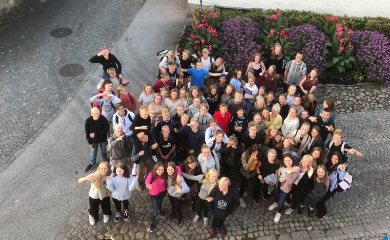 Konfirmanderna samlas 4 september - Åhus församling