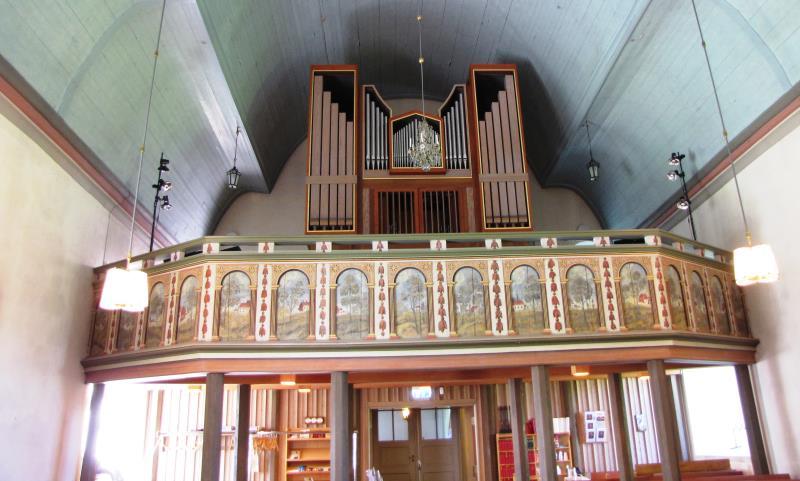 Djurhults kapell - Svenska kyrkan i Lilla Edet