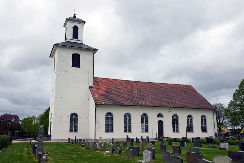 Ambjrnarps kyrka - Svenska kyrkan i Kind