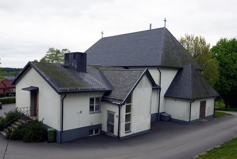 Limmareds kyrka - Svenska kyrkan i Kind