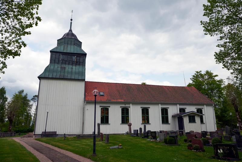Sexdrega kyrka - Svenska kyrkan i Kind