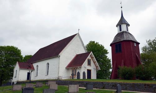 Svenljunga kyrka - Svenska kyrkan i Kind