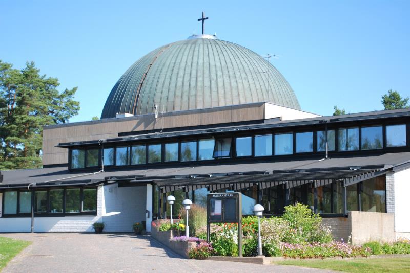 Mtesplatser och cafer - Svenska kyrkan Vxj