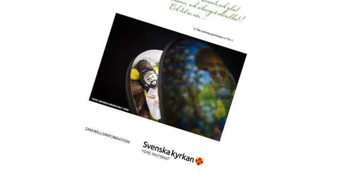 Tillsammans i Ydre! Welcome to Ydre in southern Sweden by